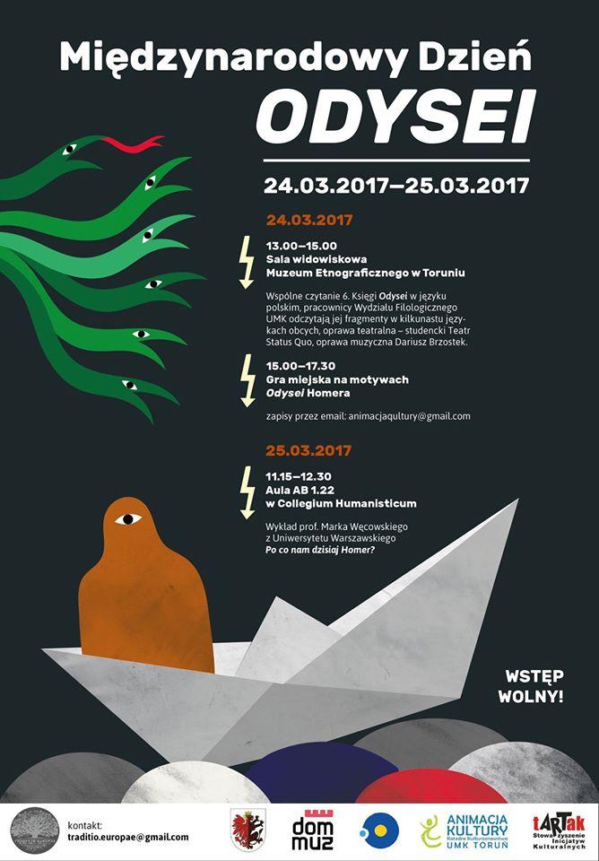 Le Festival Européen Latin Grec à l'affiche ... en Pologne à Torun !