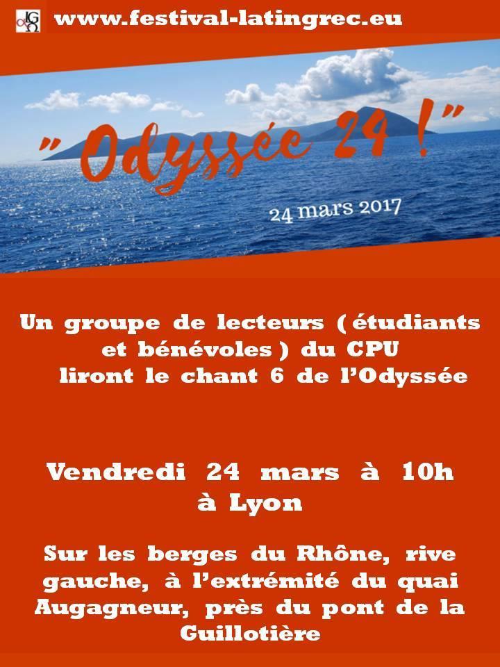 """""""Odyssée 24 !"""" : 22 associations relèvent le défi ! Découvrez l'affiche de """"Coup de Pouce Université"""", qui accompagne les étudiants étrangers..."""