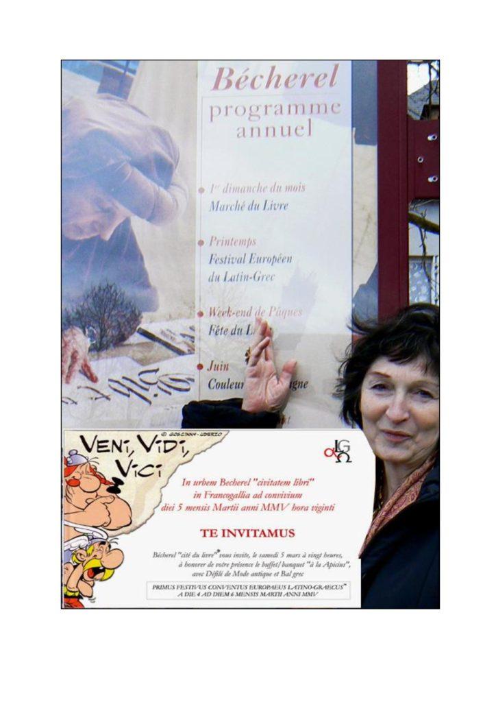 1ère édition FELG 2005