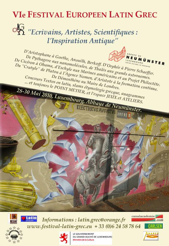 6ème édition FELG 2010
