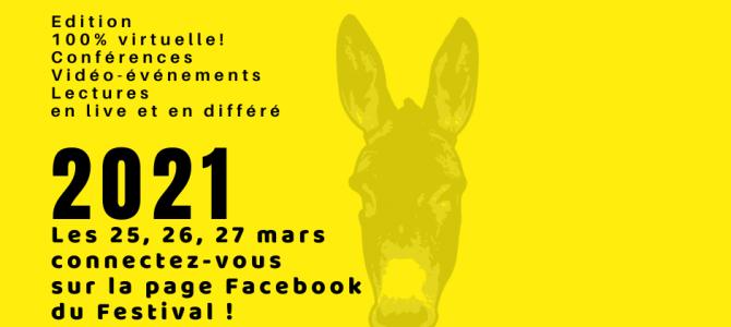 Edition 2021 : Les 25, 26 et 27 mars prochains, tous à vos écrans pour célébrer les Métamorphoses d'Apulée !